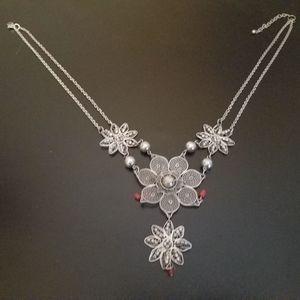 Handmade unique necklace